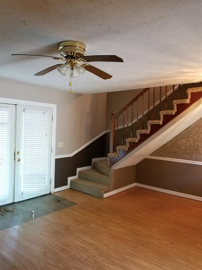 Jackson Townhouse For Sale: 2414 River Oaks Blvd #B