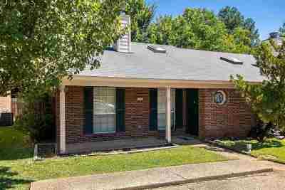 Jackson Townhouse For Sale: 25 Meadowoods Pl