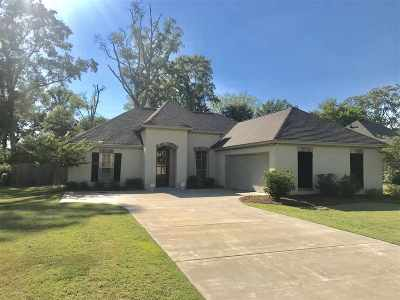 Canton Single Family Home For Sale: 117 Rhodes Ln