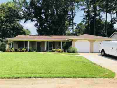 Pearl Single Family Home Contingent/Pending: 2022 Beechwood Blvd