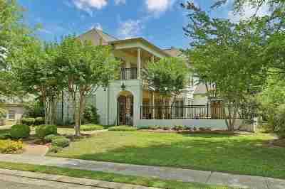 Madison Single Family Home For Sale: 160 Ashton Park Blvd