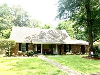 Jackson Single Family Home Contingent/Pending: 4840 Shadowwood Dr