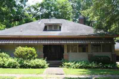 Canton Single Family Home For Sale: 203 Madison St