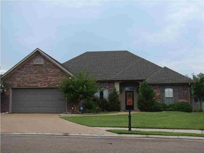 Flowood Single Family Home For Sale: 208 Tradition Cv