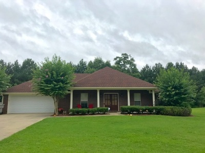 Pearl Single Family Home For Sale: 617 Walnut Grove Dr