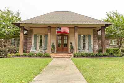 Madison MS Single Family Home For Sale: $444,900