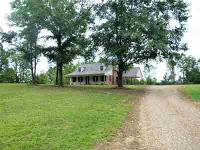 Canton Single Family Home For Sale: 3191 Hwy 16 East