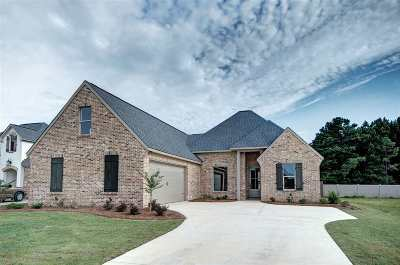 Flowood Single Family Home For Sale: 317 Royal Pond Circle