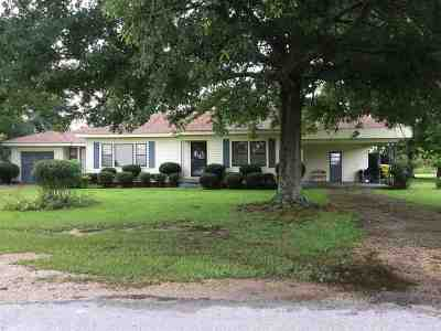 Mize Single Family Home For Sale: 975 Scr 68