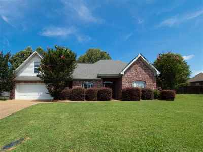 Byram Single Family Home For Sale: 208 Britton Ct