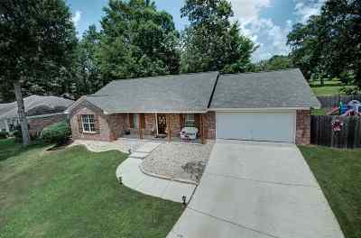 Flowood Single Family Home Contingent/Pending: 407 Green Tree Pl