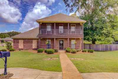 Clinton Single Family Home For Sale: 127 Choctaw Bend