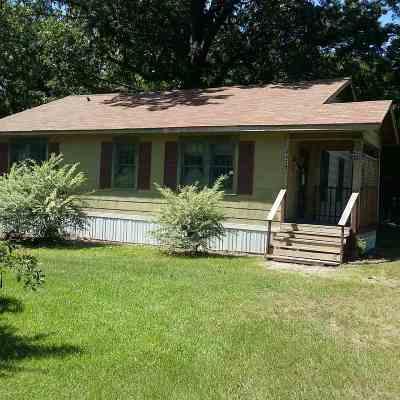 Jackson Single Family Home For Sale: 4439 Dixie Dr