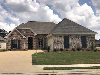 Brandon MS Single Family Home For Sale: $251,500
