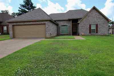 Clinton Single Family Home Contingent/Pending: 159 Oak Meadows Dr