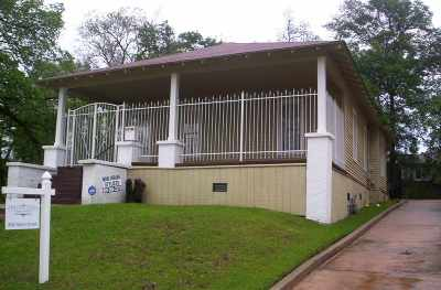 Hinds County Commercial For Sale: 804 North St