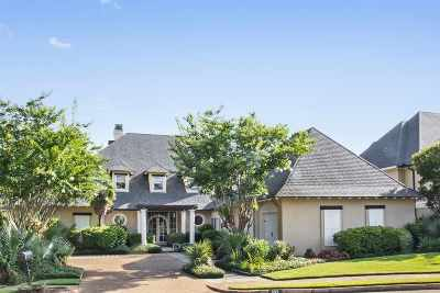 Ridgeland MS Single Family Home For Sale: $899,000