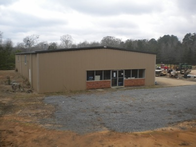 Neshoba County Commercial For Sale: 10591 Hwy 15 North
