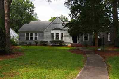 Hinds County Single Family Home For Sale: 3775 Kings Hwy