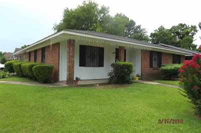 Jackson Single Family Home For Sale: 2301 Lake Glen Dr