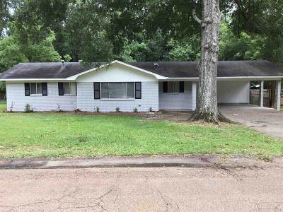 Pearl Single Family Home Contingent/Pending: 2361 Napoleon Ave
