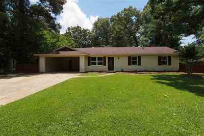 Pearl Single Family Home Contingent/Pending: 3211 Crafton St