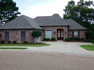 Madison MS Single Family Home For Sale: $274,900