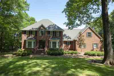 Madison MS Single Family Home For Sale: $499,900