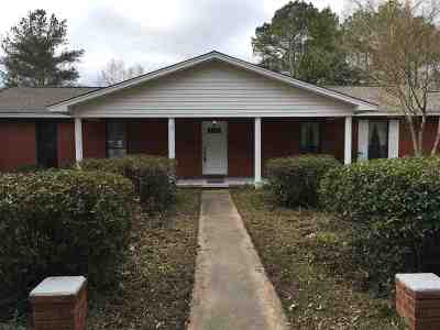 Mize Single Family Home For Sale: 1138 Scr 18