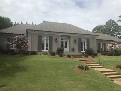 Jackson Single Family Home Contingent/Pending: 1 Rivers Creek
