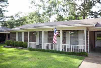 Ridgeland Single Family Home For Sale: 218 Faith Hill St