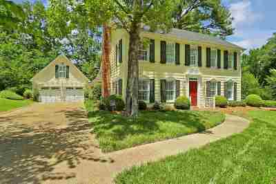 Clinton Single Family Home For Sale: 107 Caroline Cv