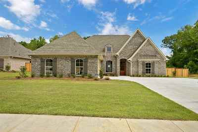 Brandon Single Family Home Contingent/Pending: 479 Edgewood Crossing