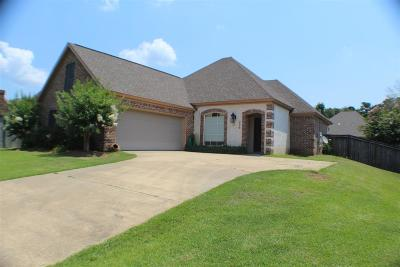 Rankin County Single Family Home For Sale: 206 Village Place