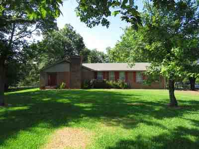 Hinds County Single Family Home For Sale: 1205 McCluer Rd