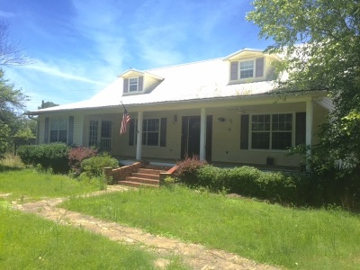 Scott County Single Family Home Contingent/Pending: 5048 Doc Webb Rd
