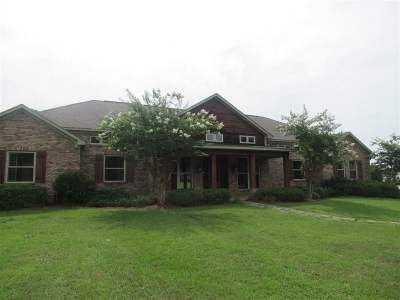 Canton Single Family Home For Sale: 251 Fox Ln