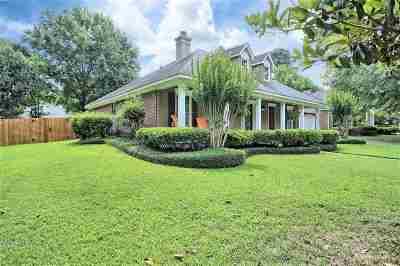 Brandon Single Family Home For Sale: 306 Woodlands Dr