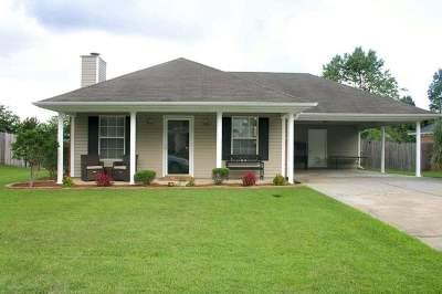 Brandon Single Family Home For Sale: 317 Swan Dr