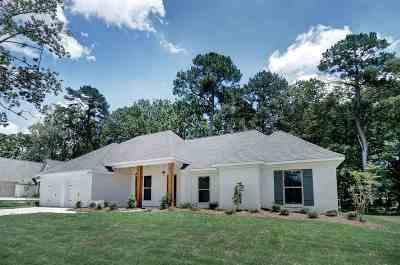 Brandon Single Family Home For Sale: 116 Rosemont Dr.