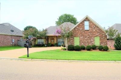 Pearl Single Family Home For Sale: 589 Clubhouse Dr