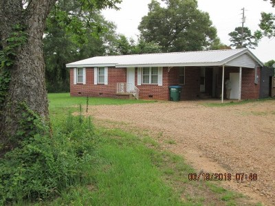 Leake County Single Family Home For Sale: 1431 Hwy 35 Hwy