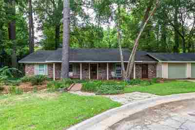 Jackson Single Family Home For Sale: 882 Timberlain Dr