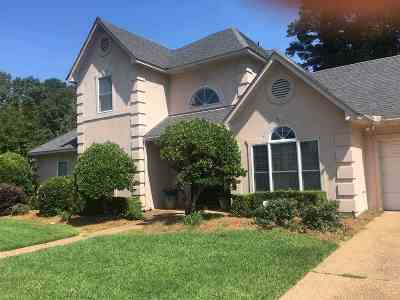 Jackson Single Family Home For Sale: 1436 Northlake Dr