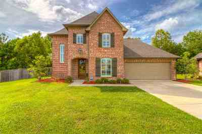 Flowood Single Family Home For Sale: 250 Bellamy Ct
