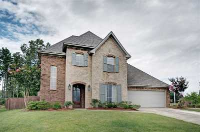 Flowood Single Family Home For Sale: 200 Bellamy Ct