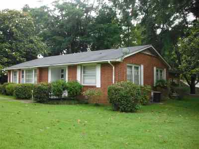 Lena MS Single Family Home For Sale: $99,500