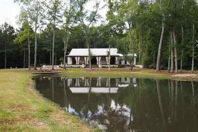 Rankin County Single Family Home For Sale: 266 Raymond Purvis Rd