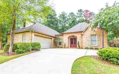 Brandon Single Family Home For Sale: 202 Pullman Cv