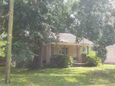 Jackson Single Family Home For Sale: 227 Broadmoor Dr